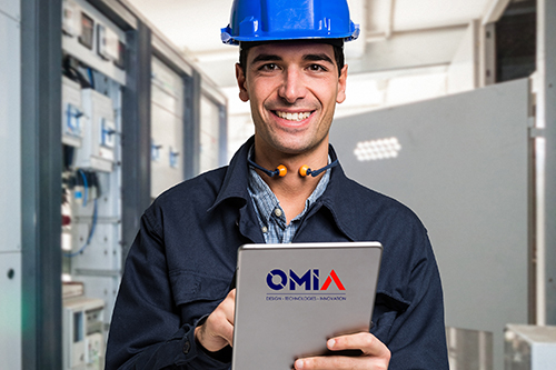 Maintenance industrie Omia